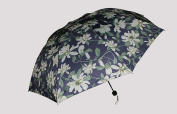 Sundaysupermarket Travel Umbrella - Strong Waterproof - Windproof, Compact for Easy Carrying Totes Bags - Sturdy