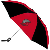 NBA Portland Trail Blazers Auto Folding Umbrella