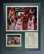 2008 Boston Celtics NBA Champions Celebration 28cm x 36cm Framed Photo Collage by Legends Never Die, Inc.