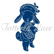 Tattered Lace Easter Lamb Charisma Cutting Die TDL0262 Spring WIldlife Series