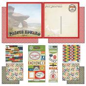 Scrapbook Customs Prince Edward Island Vintage Kit