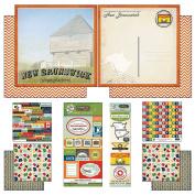 Scrapbook Customs New Brunswick Vintage Kit