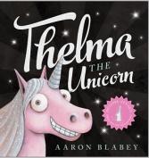 Thelma the Unicorn with Unicorn Horn