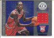 Tony Snell Chicago Bulls 2013-14 Panini Totally Certified Blue Jersey Rookie Basketball Card #65/99