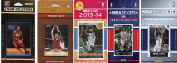 NBA New Jersey Nets 5 Different Licenced Team Set Trading Card