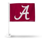 Alabama Crimson Tide Official NCAA 30cm x 36cm Car Flag by Rico 362096