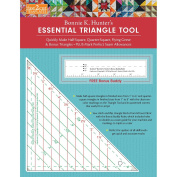 fast2cut Bonnie Hunter's Essential Triangle Tool-
