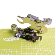 YICBOR Ruffer Sewing Machine foot for All Low shank Singer Brother Juki Janome