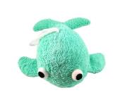 Baby Bath Sponge Bath Brush Baby Bath Supplies Bath Sponges, Light Green