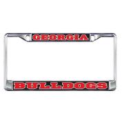 Georgia Bulldogs Plate Frame