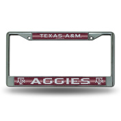 NCAA Bling Chrome Plate Frame
