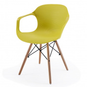 Chair Chair Dining Chair Leisure Creative Chair Backrest Plastic Armchair Simple Stool