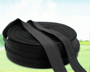 ChangJin 30 Yards of Black Costume Accessories Elastic Band (Various Sizes)