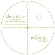 Riley Blake by Lori Holt of Bee in my Bonnet - Circle Ruler 10cm