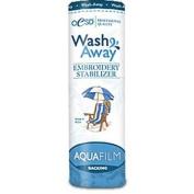 OESD AquaFilm WashAway Topping - 20cm X 10 yards