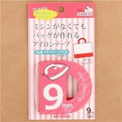 fabric iron-on textile tape for shoulder bags Kiyohara Japan