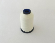 Natural/White UVR Bonded Polyester Upholstery Thread T-90 Outdoor/Awning/Marine
