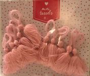 Light Pink Mini Tassels - Pkg. of 10