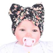 Mami Concern,Look,Elaco Ewborn Baby Flower Bowknot Hospital Hat