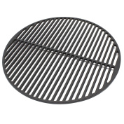 Cast iron Barbecue grate round 45 cm massive and enamelled for ball grill and round grill
