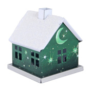 "KNOX Incense Smoker House ""romatic green"""