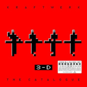 Kraftwerk: 3-D - The Catalogue [Blu-ray]