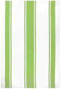 MUkitchen Classic Stripe Cotton Dish Towel, Cactus