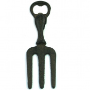 Garden Fork Cast Iron Novelty Bottle Opener