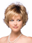 Tonake Short Hair Wig . Fluffy Curly Hair Daily Heat Resistant Wigs for Women Lady