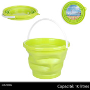 COLLAPSIBLE WASHING UP CLEANING BUCKET FOLDABLE FOLDING WATER HOME