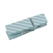 Wooden Pegs – Pack of 20 – Light Blue