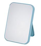 Portable Mirror Single-sided Vanity Mirror Tabletop Makeup Mirror 22cm x 15cm