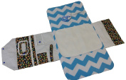 Atelier Miamia Nappy Bag, Changing Bag, Nappy Bag, Mommy Bag (on the Go with Changing Mat Limited Edition