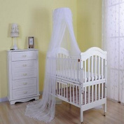 FUNAN Landing Baby Nets with Stent Dome Baby Child Mosquito Nets