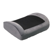 MYLUNE HOME Memory Foam Lumbar Support Cushion Pillow to be Used on the Chair of Car,Office and Sofa Alleviates Lower Back Pain Waist Pillow Super soft breathable mesh