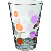 Modern Balloon Drinking Glasses (Pack Of 2) (One Size)