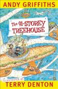 The 91 Storey Treehouse: Diary