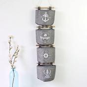 Starsglowing Hanging Storage Bag Utensilis Bag Utensilis Organiser Closet Organiser Hanging Organiser