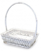 Basket White Detail
