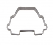 decolordulce Wedding Car Cookie Cutter, Stainless Steel, Silver, 13 x 10 x 3 cm