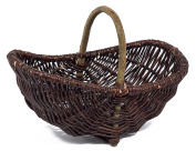 Wicker Trug Garden Basket