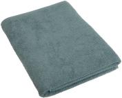 Coyuchi Air Weight Bath Sheet, Dusty Aqua