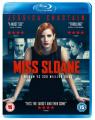 Miss Sloane [Region B] [Blu-ray]