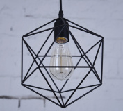 mmn LED, chandelier, creative, led, iron, chandelier, fashion, iron, bird cage, chandelier, cafe, bar, living room, chandelier mmn