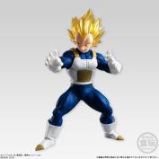 Dragon Ball Styling Super Saiyan Vegeta Candy Toy Figure