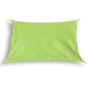 hanSe® Brand shade sails rectangle 2x3 m lime green