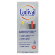 Ladival SPF 30 Sun Protection Lotion, 75 ml