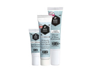 """Bee Good Youth Enhancing """"On the Go"""" Trio - Moisturiser, Serum, Eye Cream - Made with British Sourced Bee Ingredients, Potent Active Plant Oils and skincare technologies - Includes Drawstring Bag"""