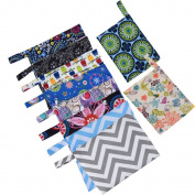 Reusable Cloth Menstrual Pads and Cups - Breast Pads,Nappy Wet Dry Bag