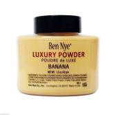 Ben Nye Luxury Powder Face Makeup, Banana, 45ml